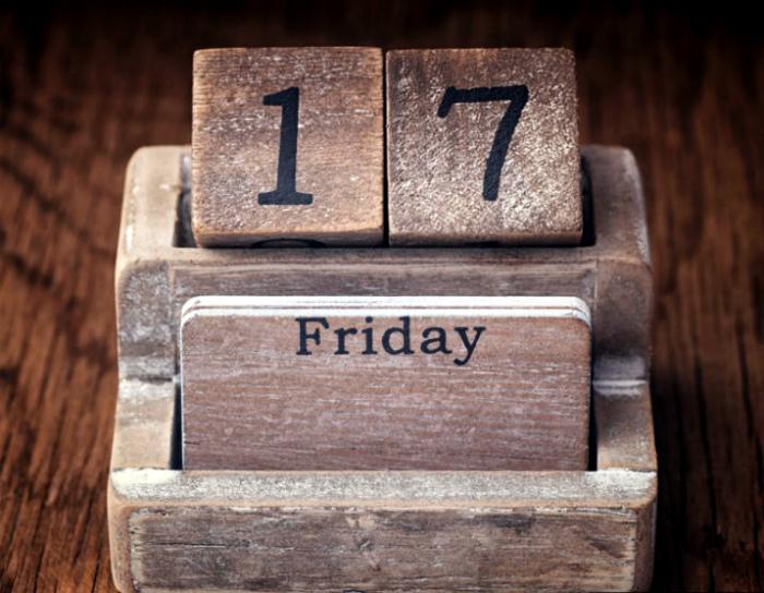 Страшный день -пятница семнадцатое. | Фото: БигПикча.