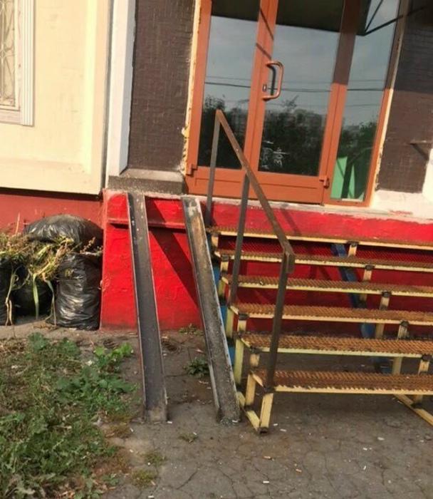 По мнению Novate.ru, этот пандус - тот еще аттракцион. | Фото: 24Warez.Ru.