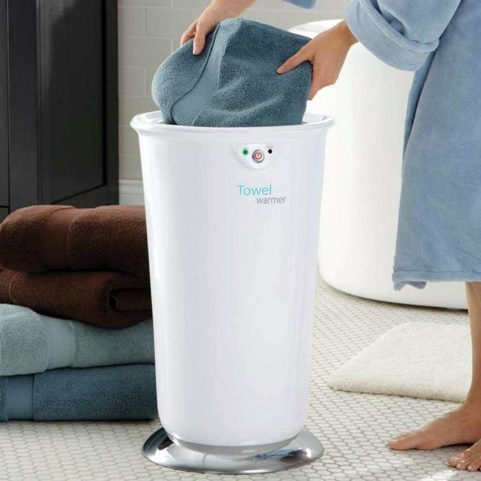 Приспособление для нагревания полотенец.