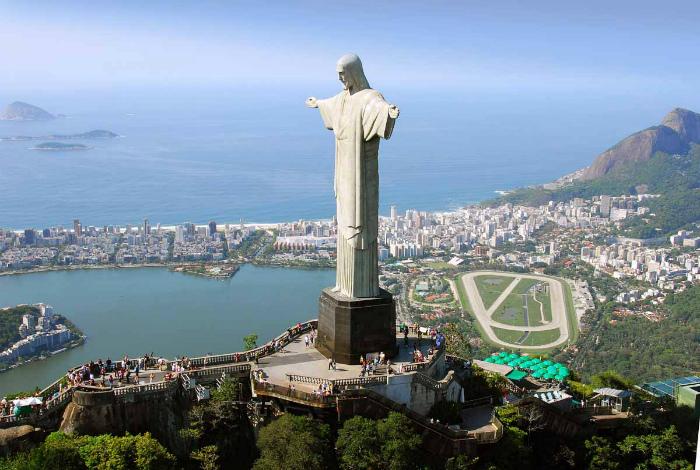 Самобытный Рио де Жанейро.| Фото: Тонкости туризма.