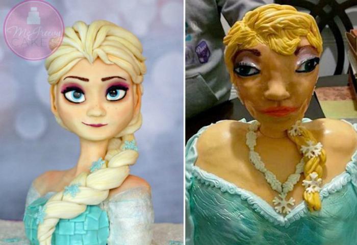 Торт «Принцесса».