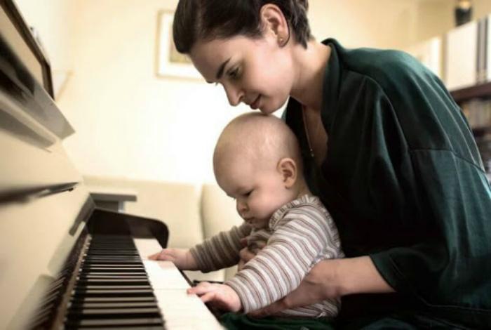 Музыка влияет на детский мозг. | Фото: Новости44.