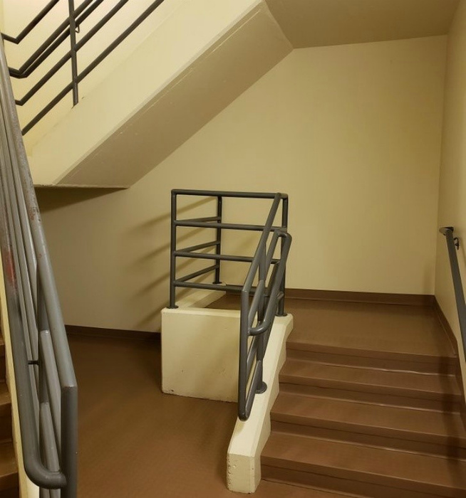 Просто лестница.