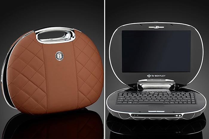 Самые эксклюзивные модели ноутбуков.