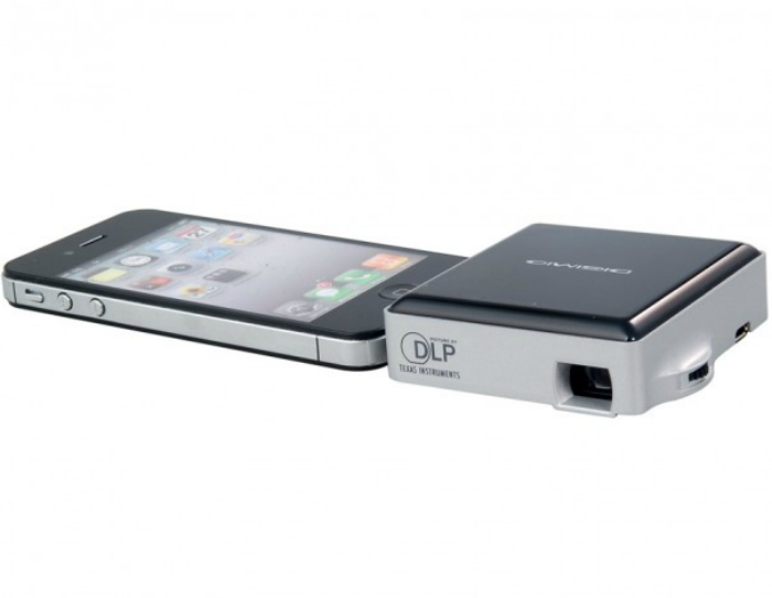Мини-проектор для Apple Iphone.