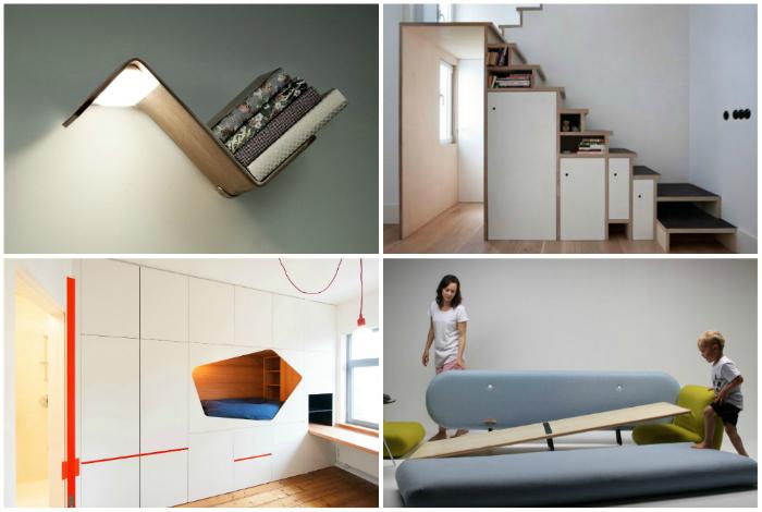 Нетрадиционная мебель для дома.