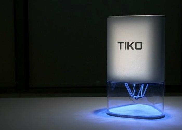 Уникальный компактный 3D-принтер Tiko.