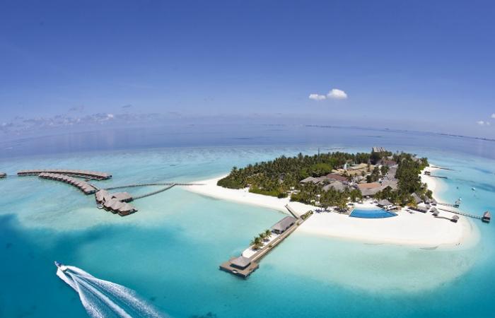 Самые необычные курортные места всего мира.