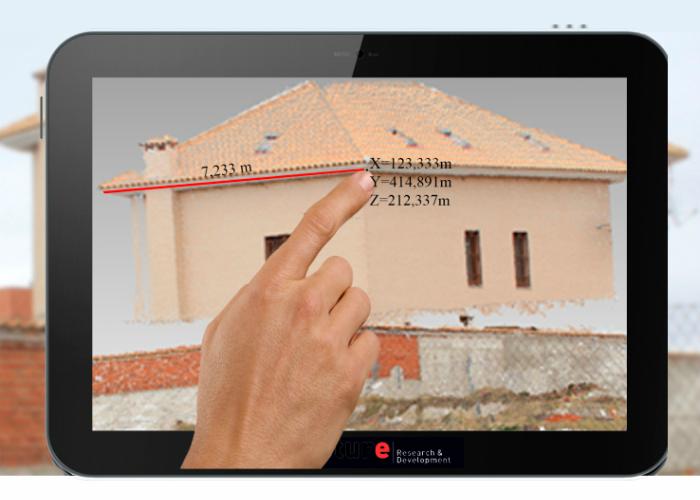 Многофункциональный планшет - EyesMap с возможностью 3D сканирования объектов.
