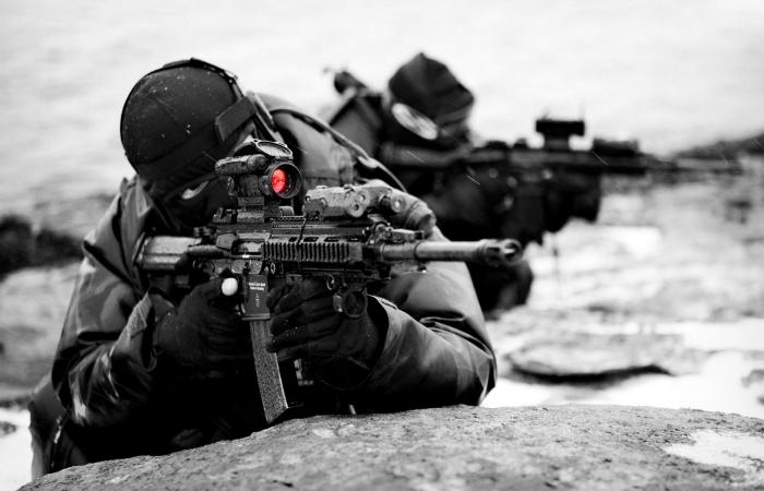 Самые функциональные образцы оружия всего мира.