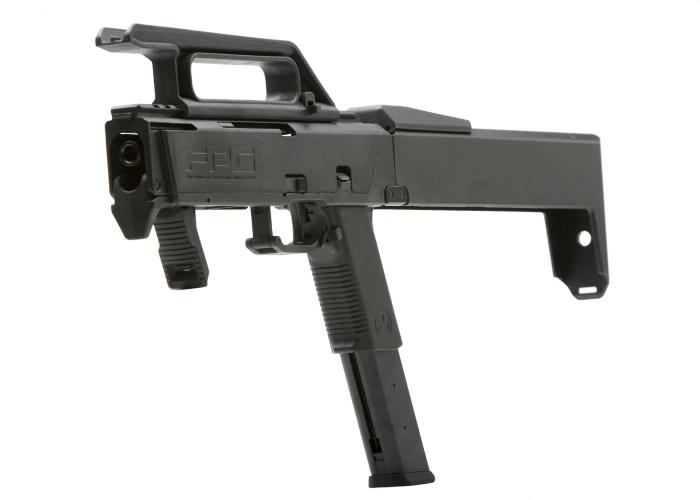 Пистолет-пулемет под названием - Magpul FMG-9.