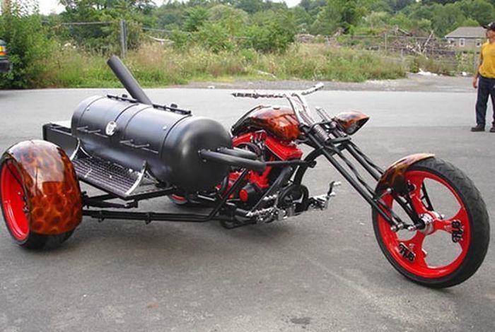 Сделай сам своими руками мотоцикл