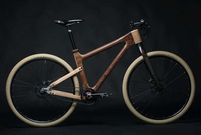 Стильный дизайнерский велосипед - The AnalоgOne.