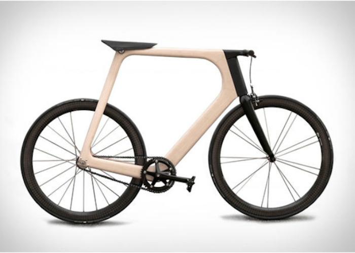 Необычный дизайнерский велосипед - Arvak.