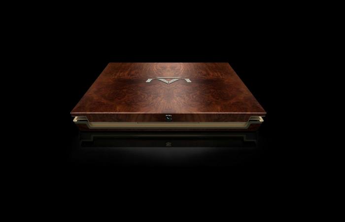 Самый дорогой в мире ноутбук под названием - Luvaglio.