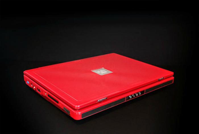 Сверхмощный игровой ноутбук - Envy H:171 от компании Voodoo.
