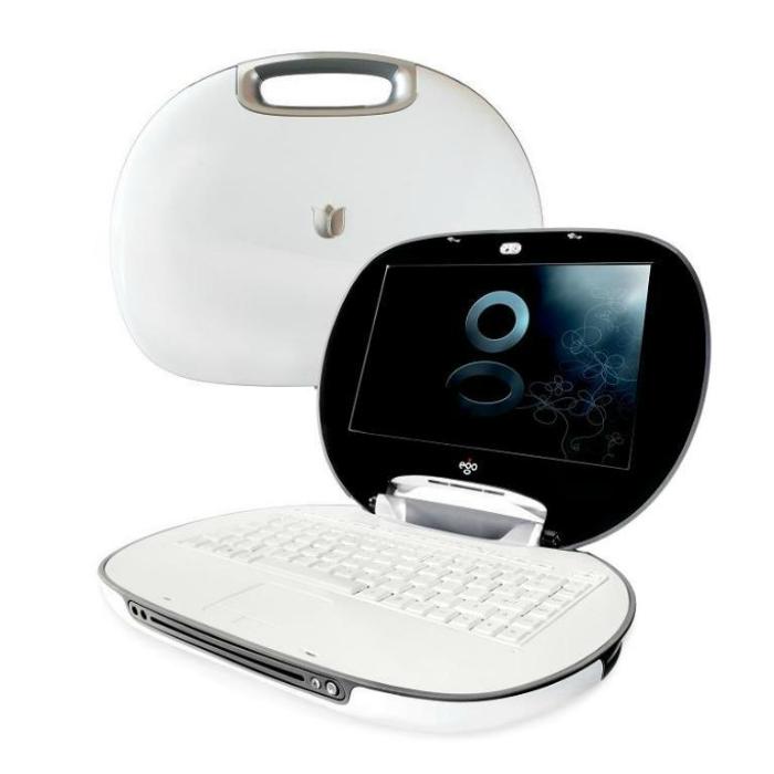 Уникальный ноутбук - Tulip E-Go Diamond Notebook от компании Ego.