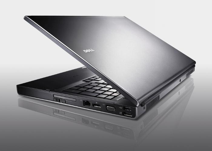 Мощный ноутбук под названием - M6400 Laptop от компании Dell.