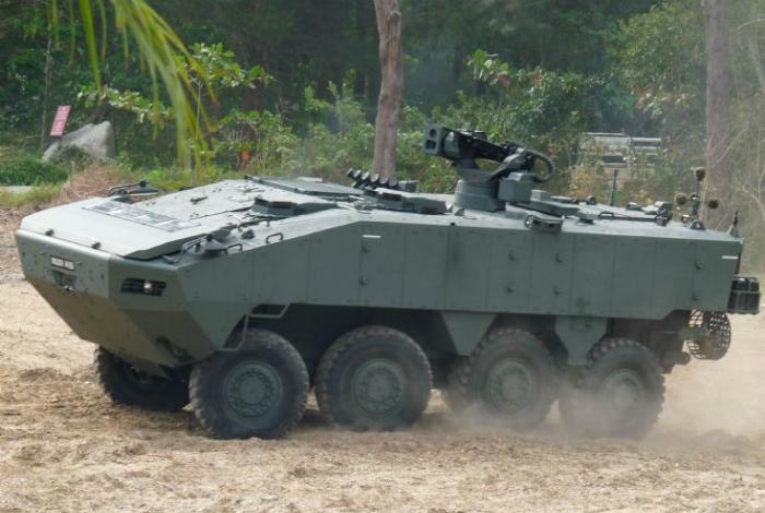 Самые лучшие модели современных бронетранспортеров всего мира.