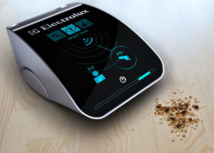 фото робот пылесос