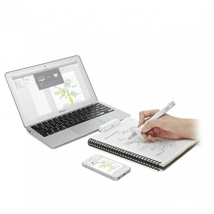 Многофункциональная ручка оцифратор под названием - EquilSmartpen 2.