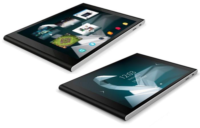 Новый планшетный компьютер - Jolla Tablet с мощной начинкой.