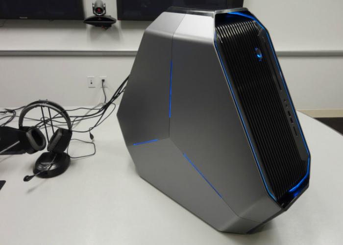 Сверхмощный компьютер - Area-51 Gaming Desktop с восьмиядерным процессором Intel Haswell.