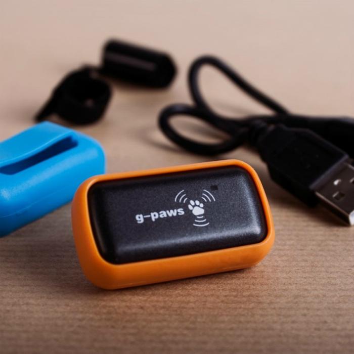 Надежный водонепроницаемый GPS трекер - G-Лапы Pet.
