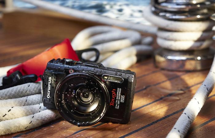 Самые функциональные камеры для подводной съемки.