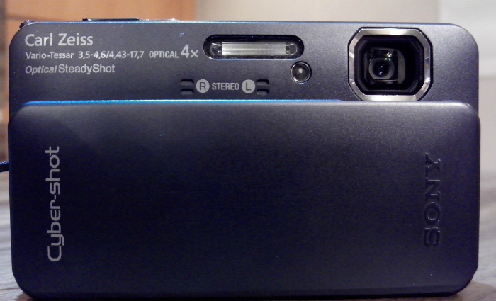 Фотокамера для подводной съемки - Sony Cyber-shot DSC-TX10