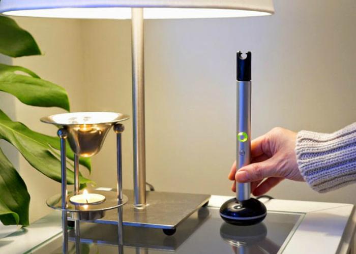 Уникальная электронная зажигалка.