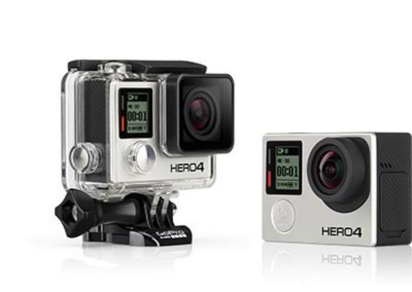 Экшн-камера GoPro Hero 4 Black способна записывать цифровое кино в Ultra HD, в результате съемки есть возможность получить качественно запечатленный эпизод из насыщенной приключениями жизни с высокой детализацией.
