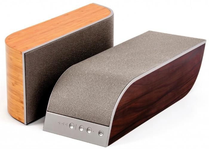Компактная акустическая система под названием - Wren V5.