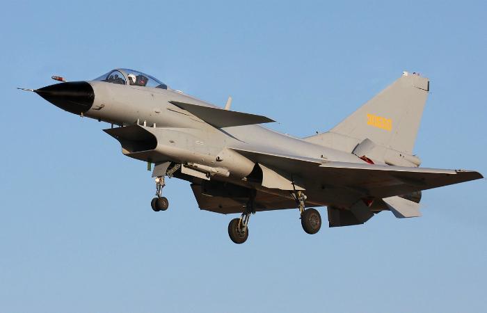 Chinese multi-role fighter - Chengdu J-10.