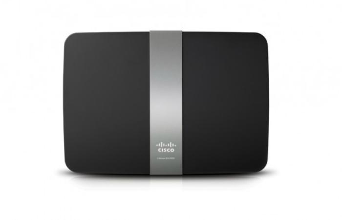 Стационарный wi-fi роутер - Linksys N900 Wi-Fi Wireless Dual-Band Router.