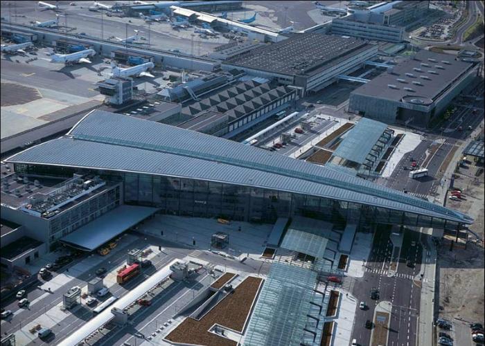 Данный аэропорт под названием - Каструп является самым большим во всей Дании.