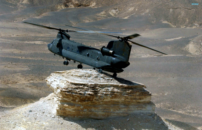 Лучшие боевые вертолеты мира