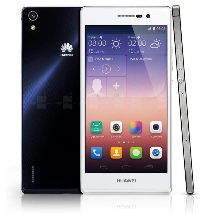 Компания производитель смартфонов под названием - Huawei Technologies.