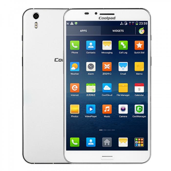 Китайская компания производитель смартфонов - Coolpad Group Limited.