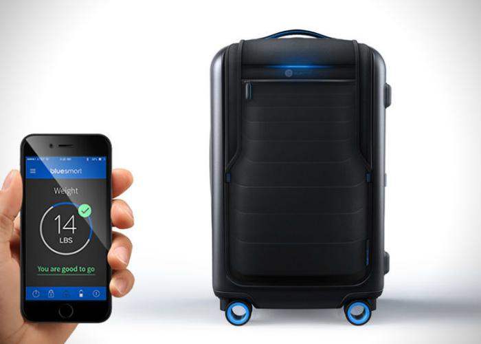 Многофункциональный чемодан.