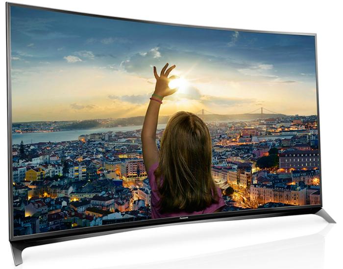 Высококачественный телевизор - Viera CR850 от компании Panasonic.