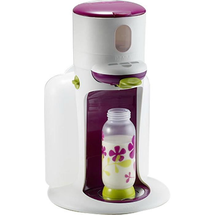 Функциональный подогреватель детских бутылочек со смесью - Beaba Bib'expresso.