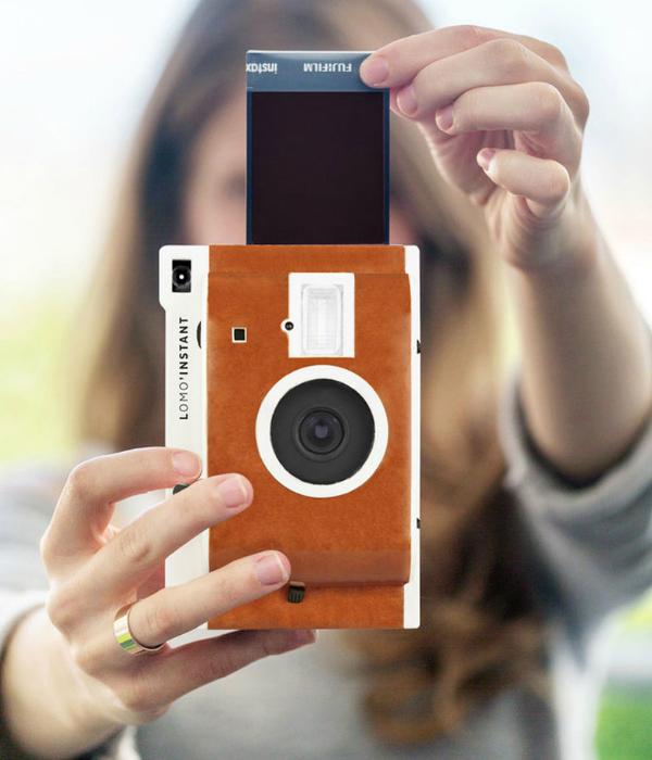Lomo'Instant Фотокамера и принтер 2 в 1.