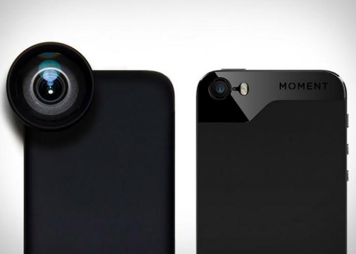 Оригинальный объектив для iPhone с высоким качеством снимков