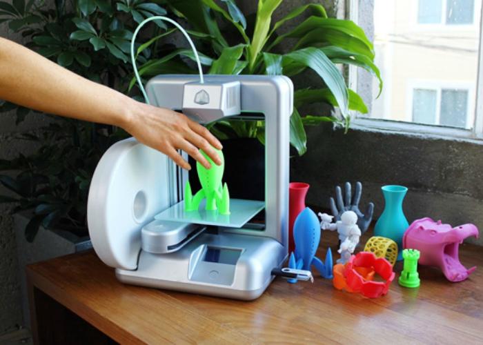 Портативный бытовой 3D-принтер