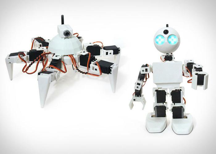 Революционные роботы.