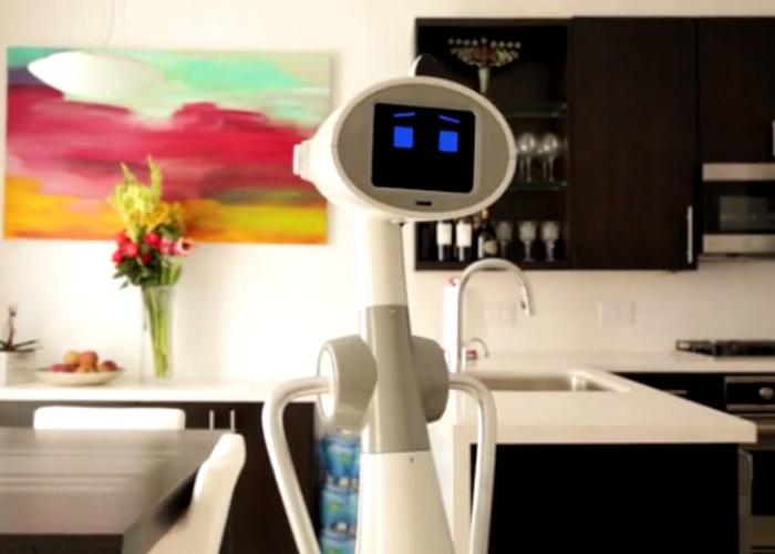 Luna: робот-слуга от RoboDynamics.