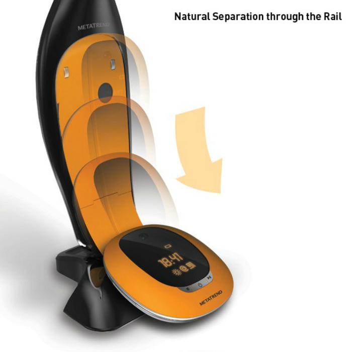 Новый робот пылесос способен убирать сразу в двух местах одновременно.