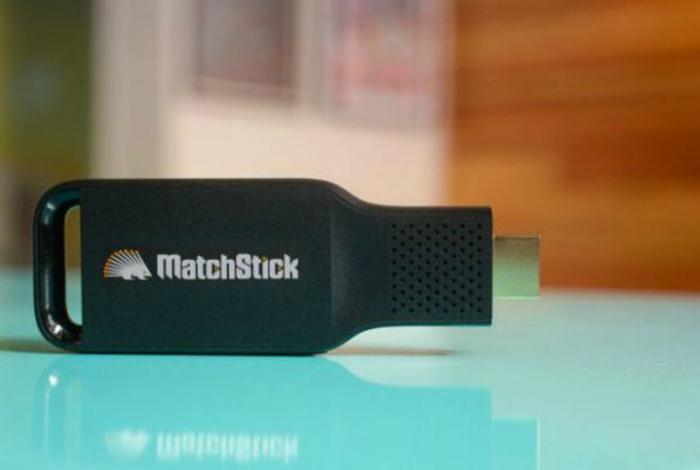 Компактный и функциональный беспроводной адаптер - MatchStick для Firefox OS.