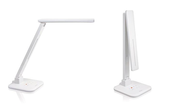 Лампа Satechi белый вариант.